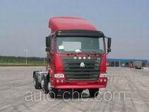 Sinotruk Hania ZZ4255N25C5C1 tractor unit