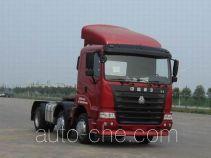 Sinotruk Hania ZZ4255N25C5C1B tractor unit