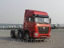 Sinotruk Hohan ZZ4255N27C3D1H tractor unit