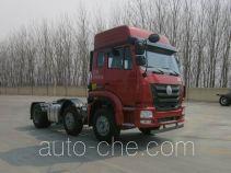 Sinotruk Hohan ZZ4255N27C3E1 tractor unit