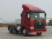 Sinotruk Hania ZZ4255N2945AZ container carrier vehicle
