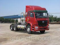 Sinotruk Hohan ZZ4255N3846D1L tractor unit