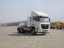 Sinotruk Hohan ZZ4255N3846E1LH tractor unit