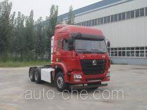 Sinotruk Hohan ZZ4255N3847E1C tractor unit