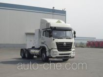 Sinotruk Hohan ZZ4255N3847E1LW tractor unit