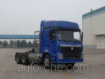 Sinotruk Hania ZZ4255V3845C1LH tractor unit
