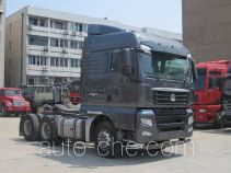 Sinotruk Sitrak ZZ4256N324HD1Z container carrier vehicle