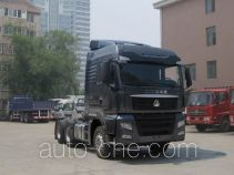 Sinotruk Sitrak ZZ4256V323MD1Z container carrier vehicle
