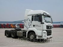 Sinotruk Sitrak ZZ4256V324ME1Z container carrier vehicle