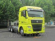 Sinotruk Sitrak ZZ4256V383HE1L tractor unit