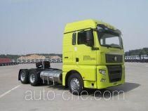 Sinotruk Sitrak ZZ4256V384HE1LH tractor unit