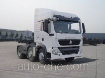 Sinotruk Howo ZZ4257N25CGC1Z container carrier vehicle