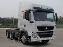 Sinotruk Howo ZZ4257N323GD1Z container carrier vehicle