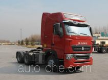 Sinotruk Howo ZZ4257N323HD1Z container carrier vehicle