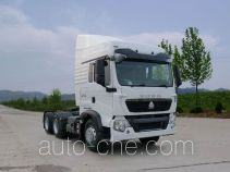 Sinotruk Howo ZZ4257N324GC1Z container carrier vehicle