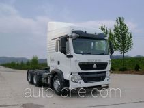 Sinotruk Howo ZZ4257N324GD1Z container carrier vehicle