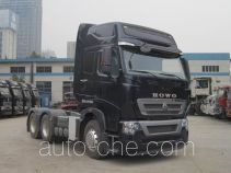 Sinotruk Howo ZZ4257N324MD1Z container carrier vehicle
