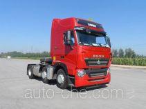 Sinotruk Howo ZZ4257V25CHE1W tractor unit