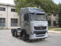 Sinotruk Howo ZZ4257V26FHD1W dangerous goods transport tractor unit