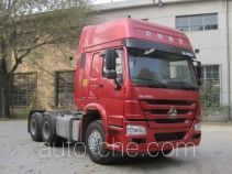 Sinotruk Howo ZZ4257V3247D1Z container carrier vehicle