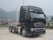 Sinotruk Howo ZZ4257V324HC1Z container carrier vehicle