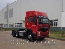 Homan ZZ4258M40DB0 tractor unit