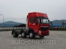 Homan ZZ4258MC0EL0 natural gas tractor unit