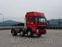 豪曼牌ZZ4258MC0EL0型天然气牵引汽车