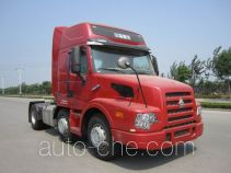 Sinotruk Wero ZZ4259N28CCC1Z container carrier vehicle