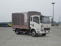 Sinotruk Howo ZZ5047CCYC3313E141 грузовик с решетчатым тент-каркасом