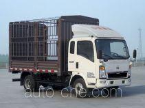 豪沃牌ZZ5047CCYC3413D144型仓栅式运输车