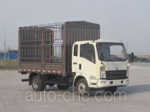 Sinotruk Howo ZZ5047CCYF341CE143 грузовик с решетчатым тент-каркасом