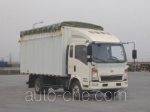 Sinotruk Howo soft top box van truck