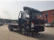 豪沃牌ZZ5047TPBF3315E145型平板运输车