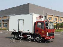 豪沃牌ZZ5047XLCF341BD145型冷藏车