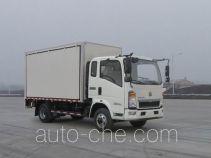 豪沃牌ZZ5047XSHF3315E145型售货车