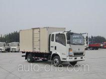 Sinotruk Howo ZZ5047XXYC3314E145 box van truck