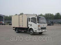 Sinotruk Howo ZZ5047XXYC3315E145 box van truck