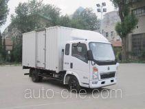 Sinotruk Howo ZZ5047XXYC3413D143 box van truck
