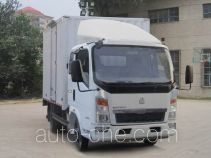 Sinotruk Howo ZZ5047XXYC3414D143 box van truck