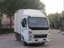 Sinotruk Howo ZZ5047XXYC3414D145 box van truck