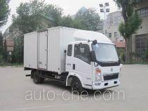 Sinotruk Howo ZZ5047XXYD3414D143 box van truck