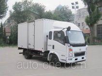 Sinotruk Howo ZZ5047XXYD3415D137 box van truck