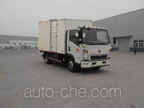 Sinotruk Howo ZZ5047XXYD3415E145C box van truck