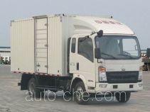Sinotruk Howo ZZ5047XXYF341CD1Y45 box van truck