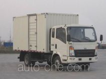 Sinotruk Howo ZZ5047XXYF341CE145 box van truck