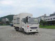 Homan ZZ5048CCYD17DB1 грузовик с решетчатым тент-каркасом