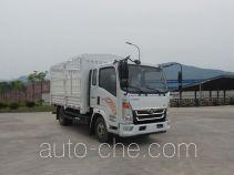 Homan ZZ5048CCYD17EB2 грузовик с решетчатым тент-каркасом