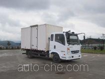 Homan ZZ5048XXYD17DB0 box van truck