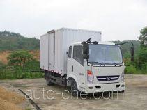 Homan ZZ5048XXYD17DB1 box van truck